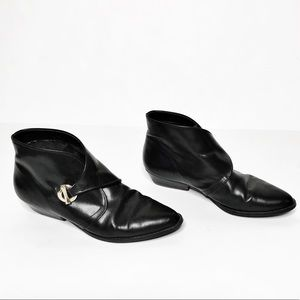 ETIENNE AIGNER | Short Heel Ankle Boots